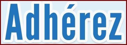 Adhérez à la Féderation