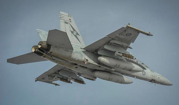 F18 australie 20171222