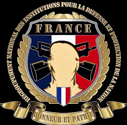 Autocollant honneur et patrie france