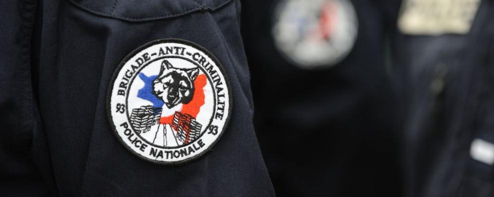 Police brigade anit criminalite ecusson francesoir field mise en avant principale