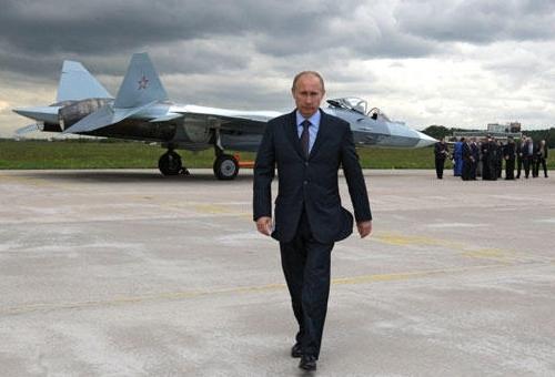 Putin and arab summit